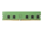 HP - DDR4 - module - 4 GB - SO-DIMM 260-pin - unbuffered