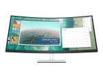 HP E344c - LED monitor - curved - 34""