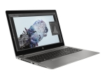 "HP ZBook 15u G6 Mobile Workstation - 15.6"" - Core i7 8565U - 16 GB RAM - 512 GB SSD - Danish"
