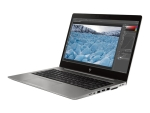 "HP ZBook 14u G6 Mobile Workstation - 14"" - Core i7 8565T - 16 GB RAM - 512 GB SSD - Danish"