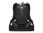 HP Workstation Z VR Backpack G2 - backpack PC - Core i7 8850H 2.6 GHz - vPro - 32 GB - SSD 512 GB