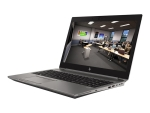 "HP ZBook 15 G6 Mobile Workstation - 15.6"" - Core i7 9850H - 16 GB RAM - 512 GB SSD - Danish"