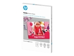 HP - photo paper - 25 sheet(s) - 100 x 150 mm - 180 g/m²