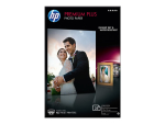 HP Premium Plus Photo Paper - photo paper - 25 sheet(s) - 100 x 150 mm - 300 g/m²