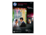 HP Premium Plus Photo Paper - photo paper - 50 sheet(s) - 100 x 150 mm - 300 g/m²