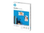 HP Everyday Photo Paper - photo paper - glossy - 100 sheet(s) - 100 x 150 mm - 200 g/m²