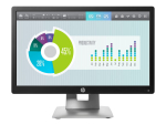 HP EliteDisplay E202 - LED monitor - 20""