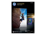 HP Advanced Glossy Photo Paper - photo paper - 25 sheet(s) - A4 - 250 g/m²