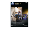 HP Advanced Glossy Photo Paper - photo paper - 60 sheet(s) - 100 x 150 mm - 250 g/m²