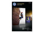 HP Advanced Glossy Photo Paper - photo paper - 25 sheet(s) - 100 x 150 mm - 250 g/m²