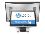 HP L7010t Retail Touch Monitor - LED monitor - 10.1""