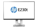 HP EliteDisplay E230t - LED monitor - Full HD (1080p) - 23""
