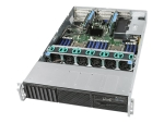 Intel Server System R1208WFQYSR - rack-mountable - no CPU - 0 GB - no HDD