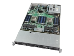 Intel Server System R1304WT2GSR - rack-mountable - no CPU - 0 GB - no HDD