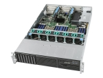 Intel Server System R2208WF0ZSR - rack-mountable - no CPU - 0 GB