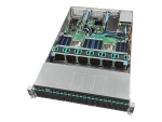 Intel Server System R2224WTTYSR - rack-mountable - no CPU - 0 GB - no HDD