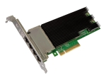 Intel Ethernet Converged Network Adapter X710-T4 - network adapter