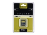 Intenso - flash memory card - 16 GB - SDHC