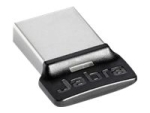 Jabra LINK 360 MS - Network adapter - USB 2.0 - Bluetooth 3.0 - Class 1 - for Evolve 65; Motion Office, Office MS; SPEAK 510; STEALTH 3, MS, UC; SUPREME Driver Edition