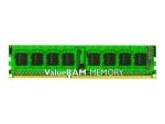 Kingston ValueRAM - DDR3 - module - 2 GB - DIMM 240-pin - unbuffered