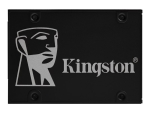 Kingston KC600 Desktop/Notebook Upgrade Kit - solid state drive - 256 GB - SATA 6Gb/s