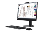 "Lenovo ThinkCentre M920z - all-in-one - Core i5 9500 3 GHz - 8 GB - SSD 256 GB - LED 23.8"" - Nordic"