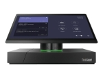 Lenovo ThinkSmart Hub 500 - for Zoom Rooms - all-in-one - Core i5 7500T 2.7 GHz - 8 GB - 128 GB - LED 11.6""