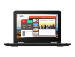 "Lenovo ThinkPad Yoga 11e (5th Gen) - 11.6"" - Core m3 7Y30 - 4 GB RAM - 128 GB SSD - Swedish"