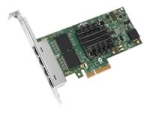 Intel I350-T4 - network adapter - PCIe 2.1 - Gigabit Ethernet x 4