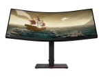 Lenovo ThinkVision T34w-20 - LED monitor - curved - 34""
