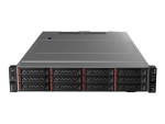 Lenovo ThinkSystem SR550 - rack-mountable - Xeon Silver 4210 2.2 GHz - 16 GB - no HDD
