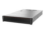 Lenovo ThinkSystem SR650 - rack-mountable - Xeon Silver 4208 2.1 GHz - 16 GB - no HDD