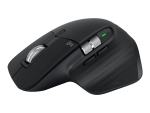 Logitech MX Master 3 - mouse - Bluetooth, 2.4 GHz - black