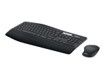 Logitech MK850 Performance - keyboard and mouse set - Nordic