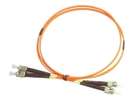 MicroConnect network cable - 3 m - orange