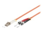MicroConnect network cable - 1 m - orange