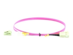 MicroConnect network cable - 1 m - violet erica