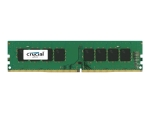 Crucial - DDR4 - module - 4 GB - DIMM 288-pin - unbuffered