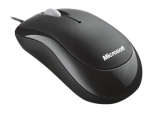 Microsoft Basic Optical Mouse - mouse - USB - black