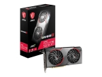 MSI Radeon RX 5500 XT GAMING X 8G - graphics card - Radeon RX 5500 XT - 8 GB - black, gunmetal gray