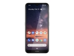 Nokia 3.2 - Android One - black - 4G - 16 GB - GSM - smartphone