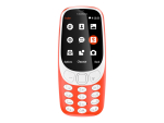 Nokia 3310 3G - warm red - 3G - 64 MB - GSM - mobile phone