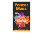 PanzerGlass ClearCase - back cover for mobile phone