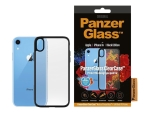 PanzerGlass ClearCase Black Edition - back cover for mobile phone