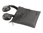 Poly - Plantronics Voyager 8200 UC - headphones with mic