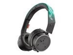 Poly - Plantronics Backbeat FIT 500 - headphones with mic