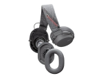 Poly - Plantronics Backbeat FIT 6100 - headphones with mic