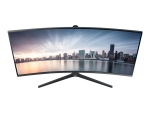 Samsung C34H890WGU - CH89 Series - LED monitor - curved - 34""