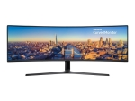 Samsung C49J890DKU - CJ89 Series - LED monitor - curved - 49""