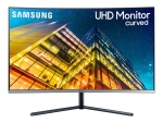 Samsung U32R590CWU - UR59C Series - LED monitor - curved - 4K - 32""